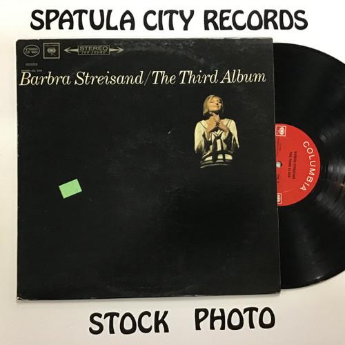 Barbra Streisand - The Third Album - vinyl record LP