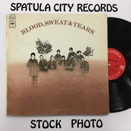 Blood, Sweat, and Tears - Blood, Sweat, and Tears - vinyl record LP