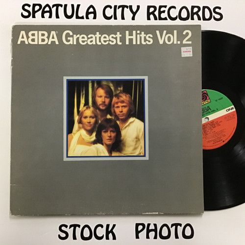 Abba - Greatest Hits Volume 2 - vinyl record LP