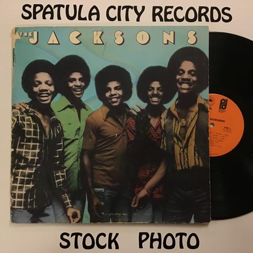 Jacksons, The - The Jacksons - vinyl record LP