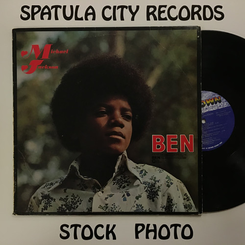 Michael Jackson - Ben - vinyl record LP