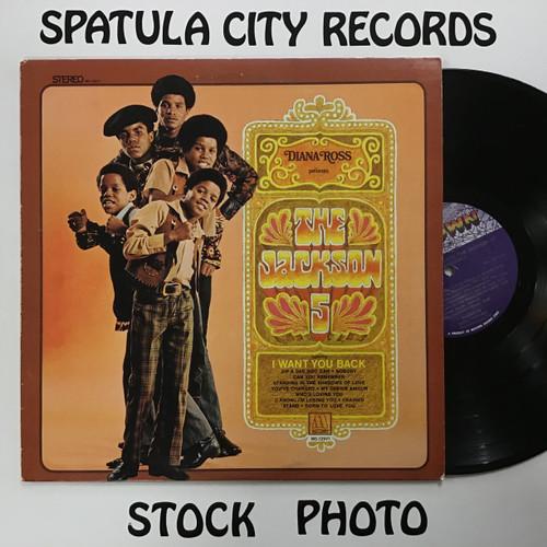 Jackson 5, The - Diana Ross Presents the Jackson 5 - vinyl record LP