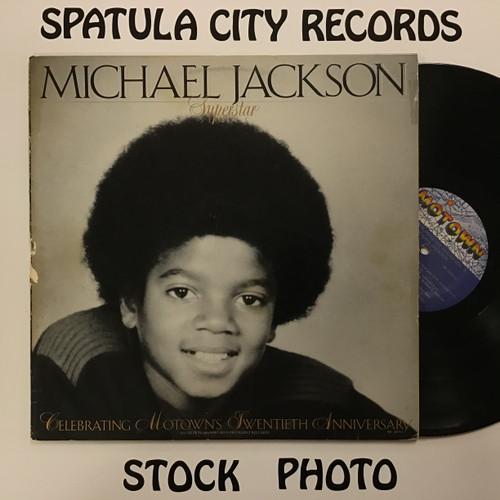 Michael Jackson - Motown Superstar Series Vol 7 - vinyl record LP