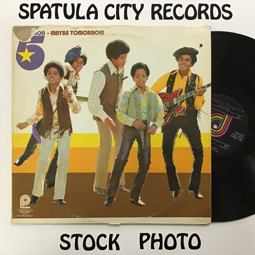 Jackson 5, The - Maybe Tomorrow - vinyl record LP