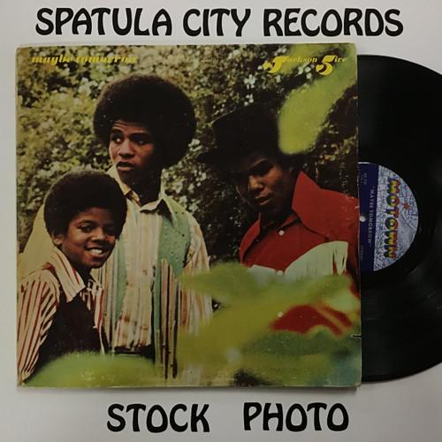 Jackson 5, The - Maybe Tomorrow - vinyl record  album LP