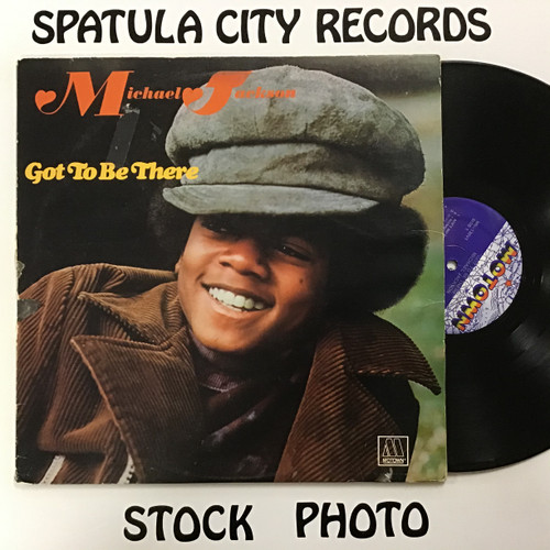Michael Jackson - Got To Be There - vinyl record LP