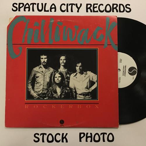 Chilliwack - Rockerbox - WLP PROMO -  vinyl record album LP