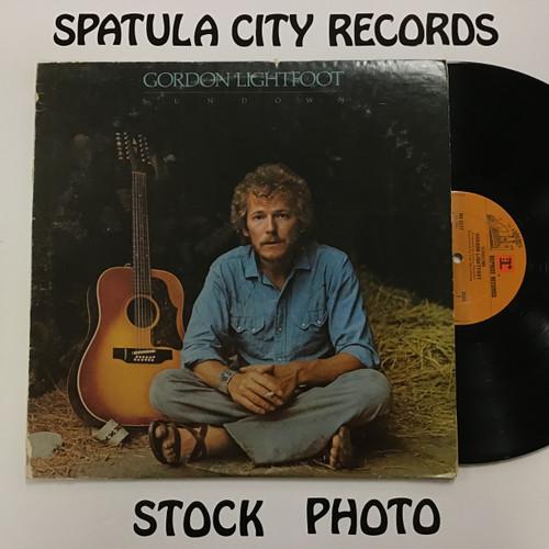 Gordon Lightfoot - Did She Mention my name? - vinyl record album LP