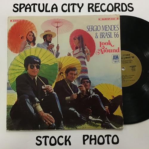 Sergio Mendes and Brasil '66 – Look Around  - vinyl record album LP