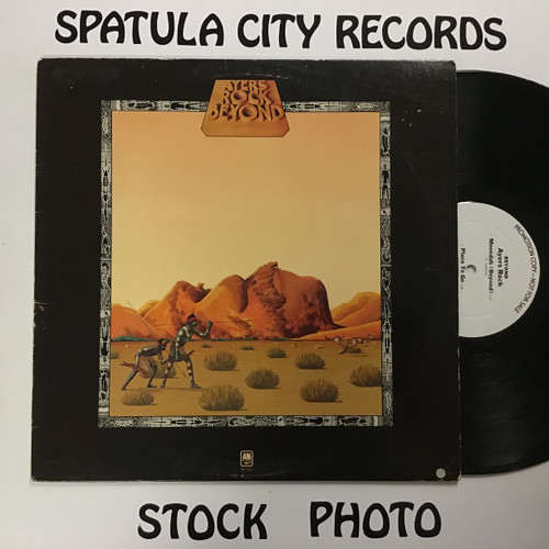 Ayers Rock - Beyond - PROMO - vinyl record LP