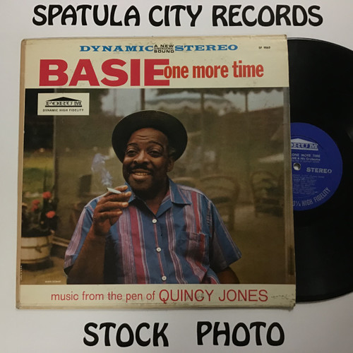 Count Basie and his Orchestra - Basie One More Time - vinyl record LP