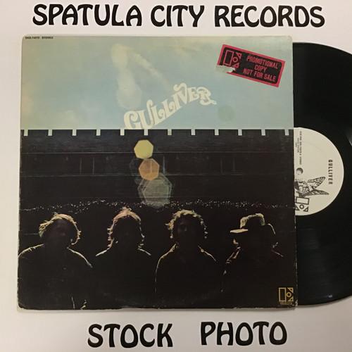 Gulliver - Gulliver - PROMO - vinyl record LP