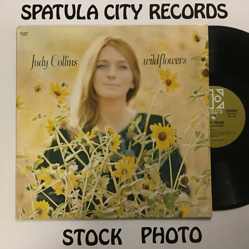 Judy Collins - Wildflowers - vinyl record LP