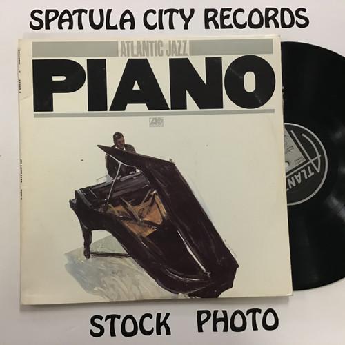 Atlantic Jazz Piano - compilation - double vinyl record LP