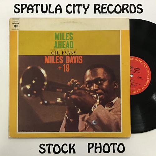 Miles Davis + 19 - Miles Ahead - vinyl record LP