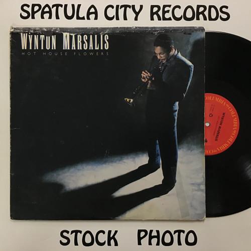 Wynton Marsalis - Hot House Flowers - vinyl record LP