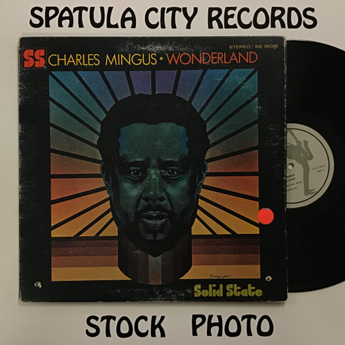 Charles Mingus - Wonderland - vinyl record LP
