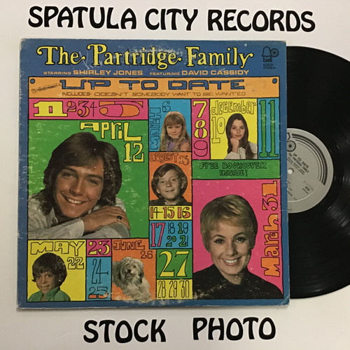 Partridge Family, The - Up to Date - vinyl record LP