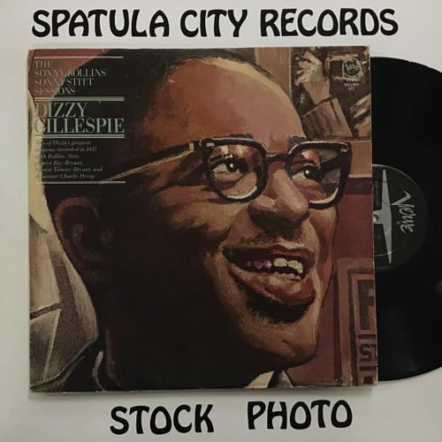 Dizzy Gillespie - The Sonny Rollins Sonny Stitt Sessions - double vinyl record LP
