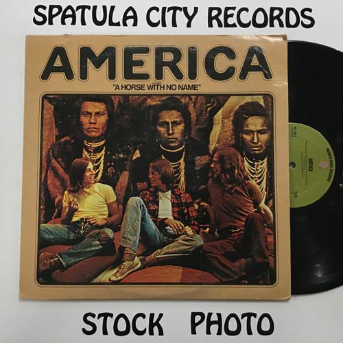America - America - vinyl record LP
