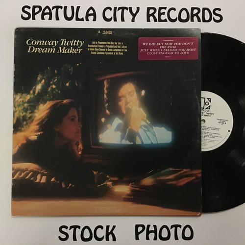 Conway Twitty - Dream Maker - WLP PROMO - vinyl record album LP