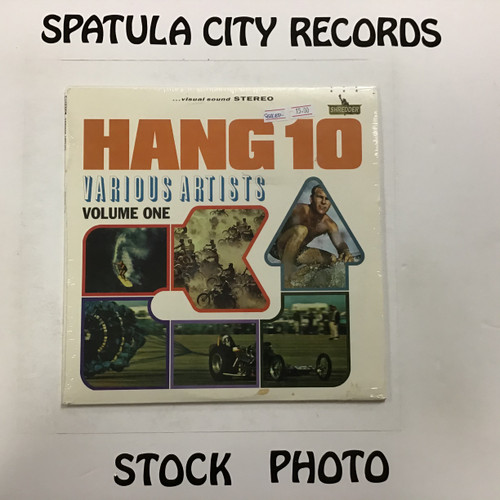 Hang 10: Volume One - Compilation - vinyl record LP