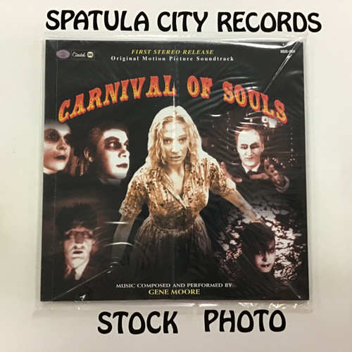 Carnival of Souls - Soundtrack - SEALED - vinyl record album LP