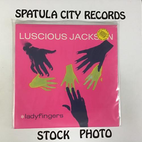 Luscious Jackson -Ladyfingers - SEALED - vinyl record LP
