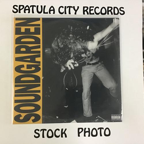 Soundgarden - Louder than Love - SEALED - vinyl record LP