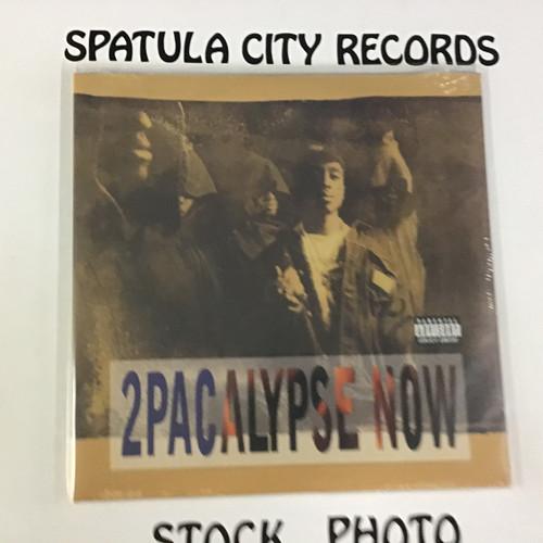 2Pac - 2Pacalypse Now - SEALED - double vinyl record LP