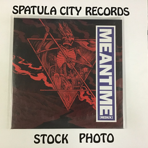 Meantime (Redux) - various - double vinyl record LP
