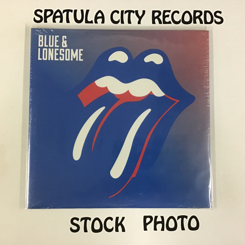 Rolling Stones, The - Blue and Lonesome - SEALED - vinyl record LP