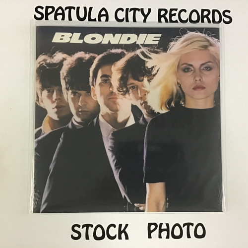 Blondie - Blondie - IMPORT - SEALED - vinyl record LP