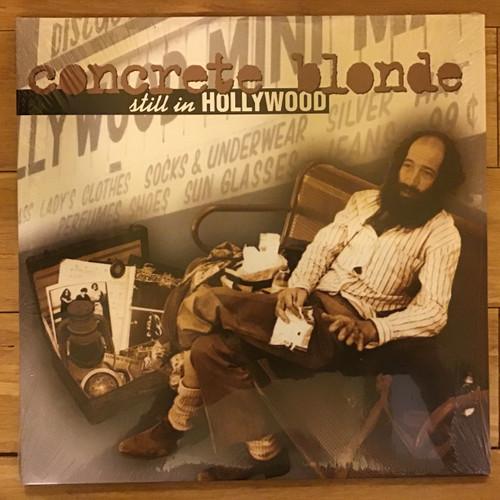Concrete Blonde - Still in Hollywood - SEALED REISSUE - - vinyl record LP