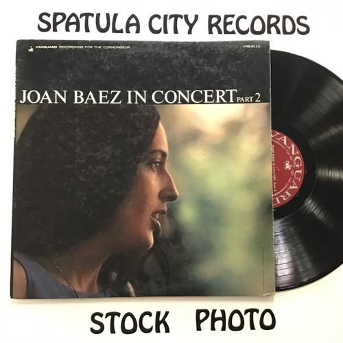 Joan Baez - In Concert Part 2 - MONO - vinyl record LP