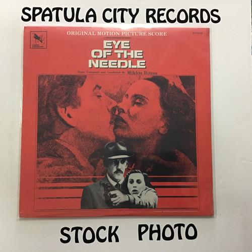 Miklos Rozsa - Eye of the Needle - soundtrack - SEALED - vinyl record LP