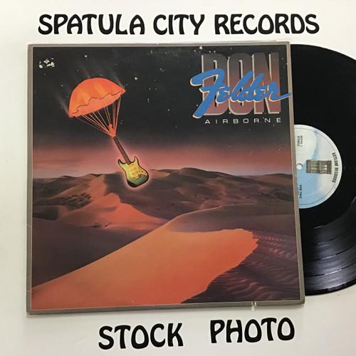 Don Felder - Airborne - vinyl record LP