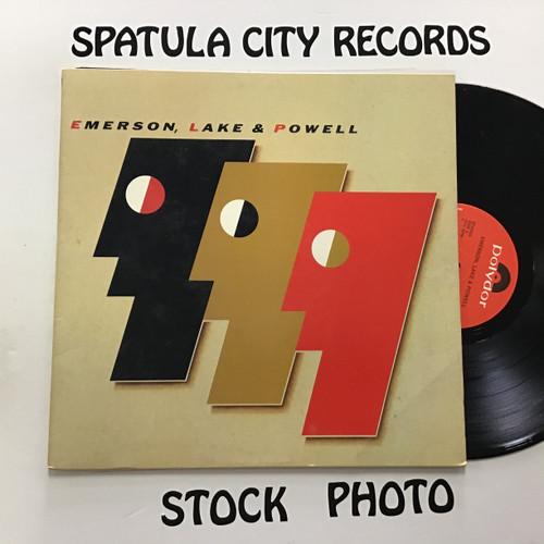 Emerson, Lake and Powell - Emerson, Lake and Powell - vinyl record LP
