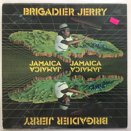 Brigadier Jerry - Jamaica Jamaica Vinyl record