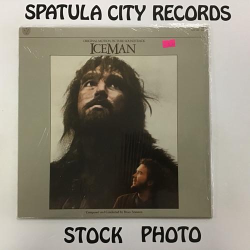 Bruce Smeaton - Iceman - soundtrack - SEALED - vinyl record LP