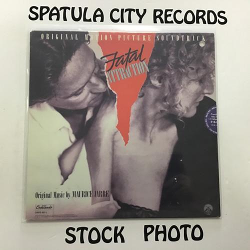 Maurice Jarre - Fatal Attraction - soundtrack - SEALED - vinyl record LP