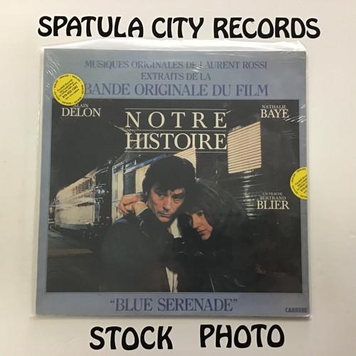 Laurent Rossi - Extraits De La Bande Originale Du Film Notre Histoire - soundtrack - IMPORT - SEALED - vinyl record LP