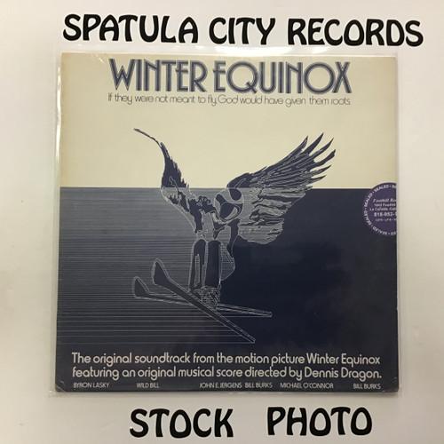 Dennis Dragon - Winter Equinox - soundtrack - SEALED - vinyl record LP