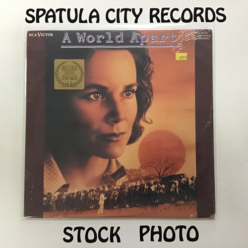A World Apart - soundtrack - SEALED - vinyl record LP