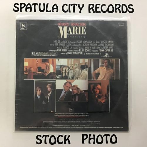 Francis Lai - Marie - soundtrack - SEALED - vinyl record LP