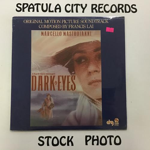 Francis Lai - Dark Eyes - soundtrack - SEALED - vinyl record LP