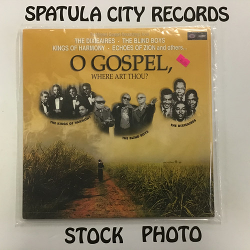 O Gospel, Where Art Thou? - compilation - SEALED - vinyl record LP