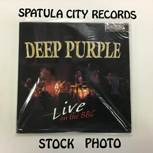 Deep Purple - live on the BBC - Sealed - Double Vinyl record album  lp