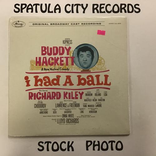 Buddy Hackett - I Had a Ball - SEALED - vinyl record LP