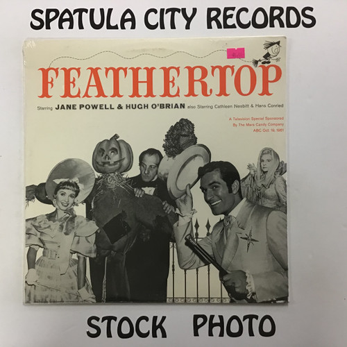 Feathertop - compilation - soundtrack - PROMO - SEALED - vinyl record LP